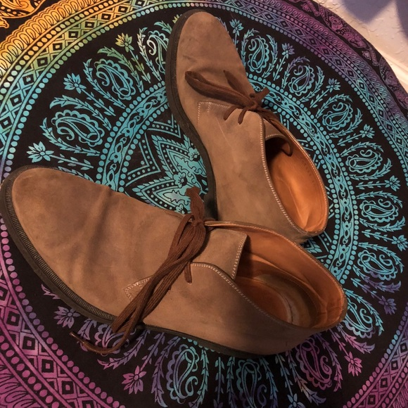 Gucci Shoes | Mens Chukka Boots | Poshmark